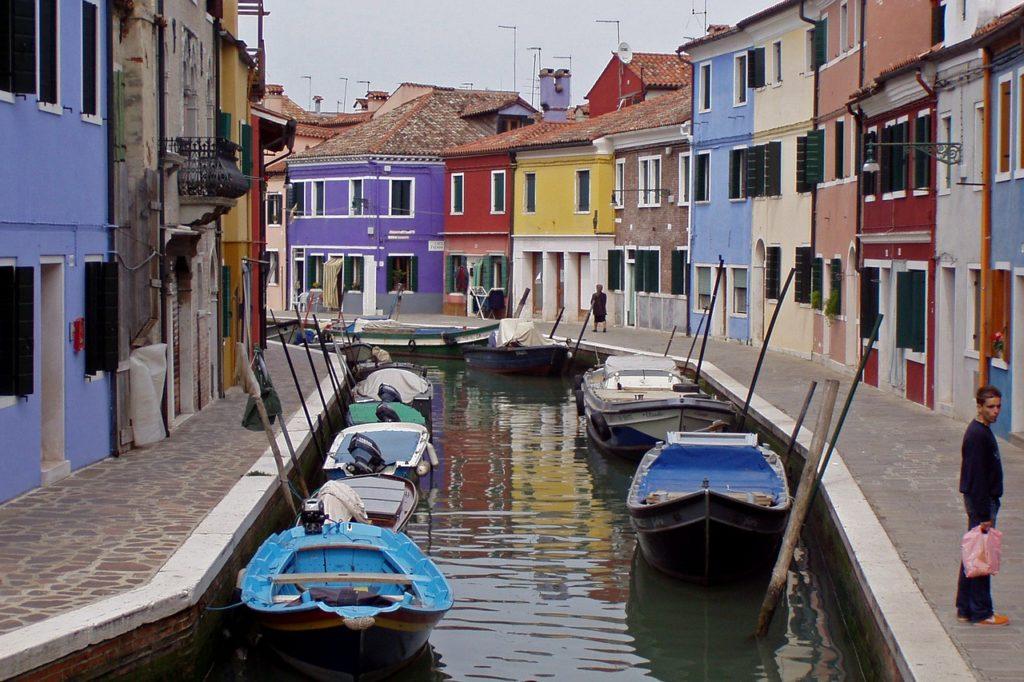 Pra onde quer que se olhe você encontra charme em Veneza