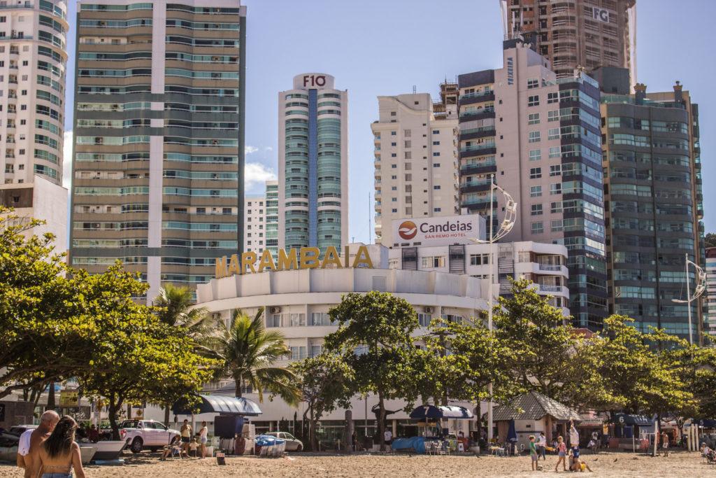 Vários meios de hospedagem facilitam a estada dos viajantes nesta região