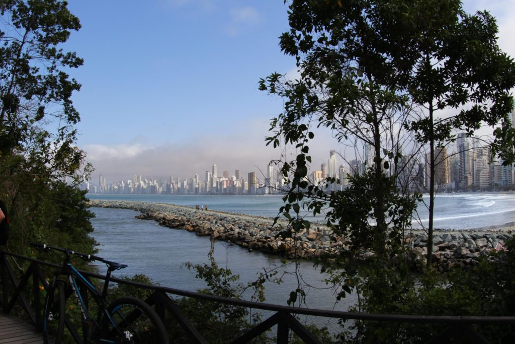 Criado para ajudar no meio ambiente, o Molhe também ajuda com o turismo da Barra Norte