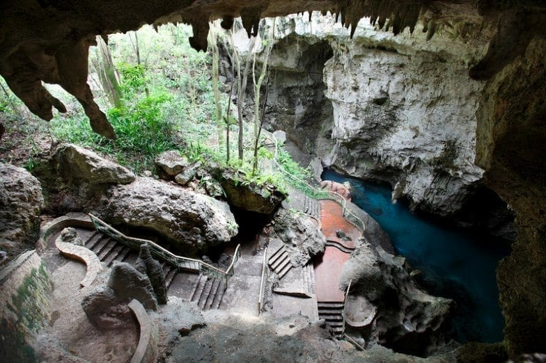 O que fazer na República Dominicana: visitar Três Ojos e vivenciar a natureza local