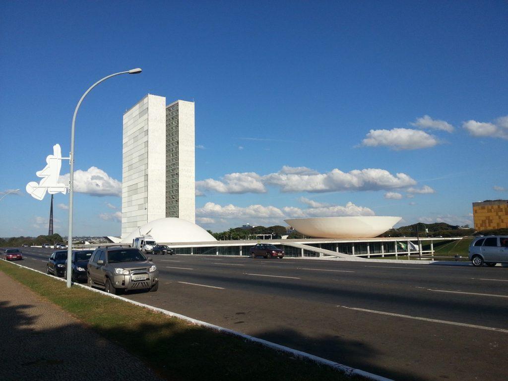 O Congresso Nacional também está aberto à visitação