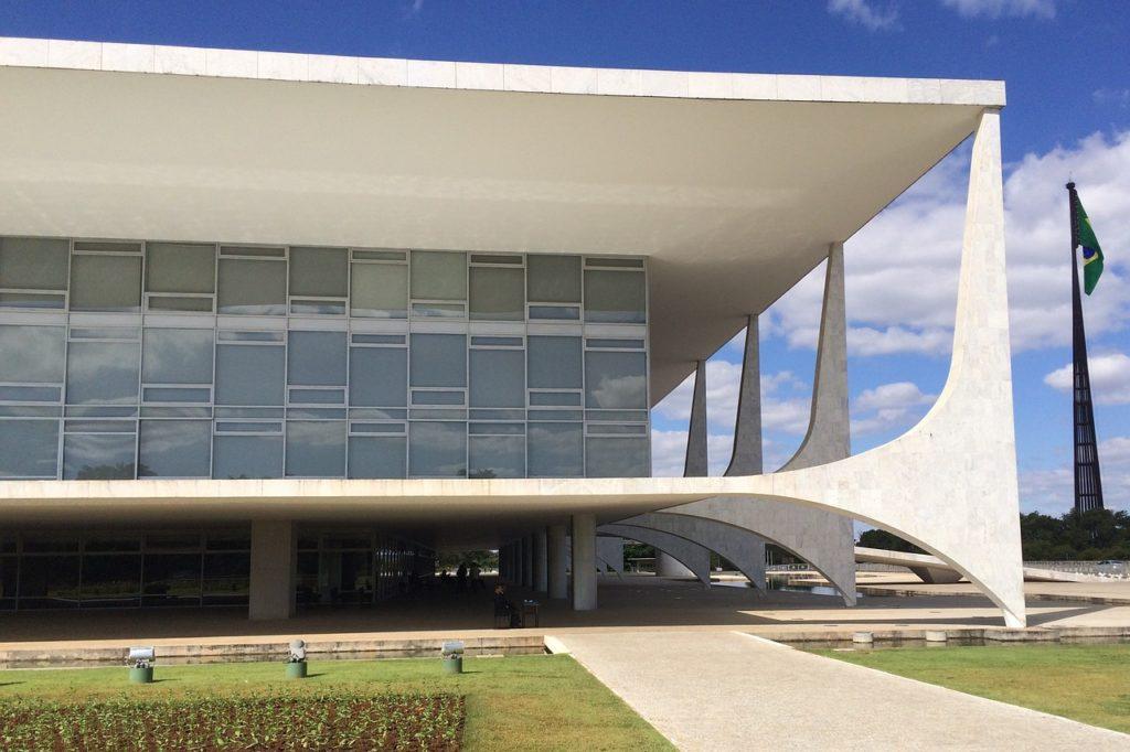Na lista do que visitar em Brasília está o Palácio do Planalto
