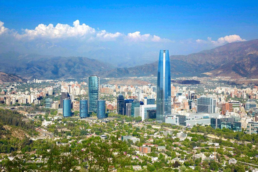 Santiago no Chile tem muito o que ser visitado e o Viajar é Vida destaca vários atrativos