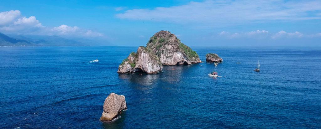 A natureza está na lista de quais são as melhores atrações de Puerto Vallarta