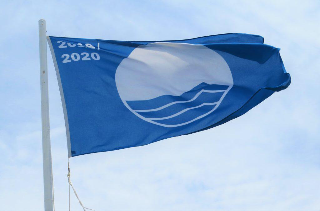 Certificação é internacional e confirma a qualidade da praia e a preocupação com o futuro sustentável