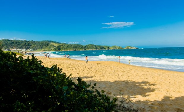 Praias como o Estaleiro já foram contempladas outras vezes