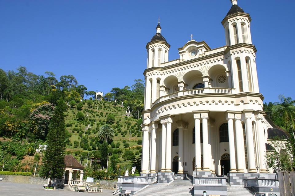 Brusque tem o Santuário de Nossa Senhora de Azambuja