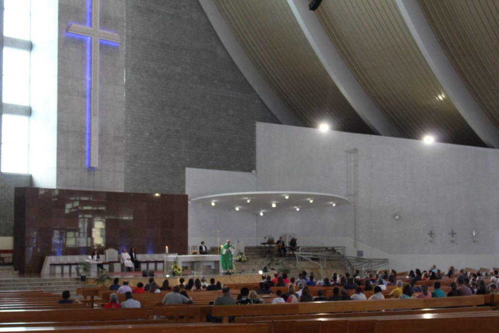 Roteiro religioso em Santa Catarina.