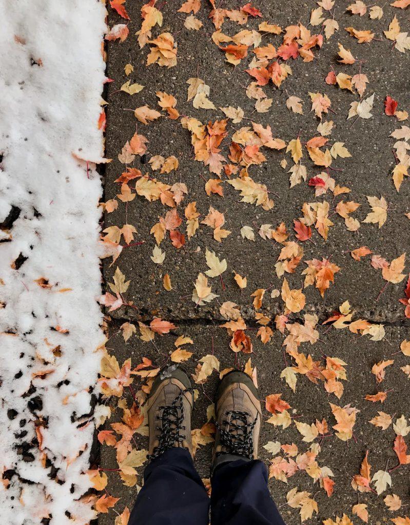 As botas isolam o frio e garantem conforto térmico e por isso é importante levar na mala de viagem