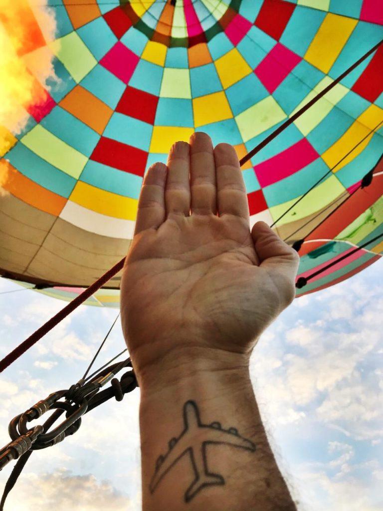A experiência de balão vale a pena para quem ama estar em contato com a natureza e aprender coisas novas
