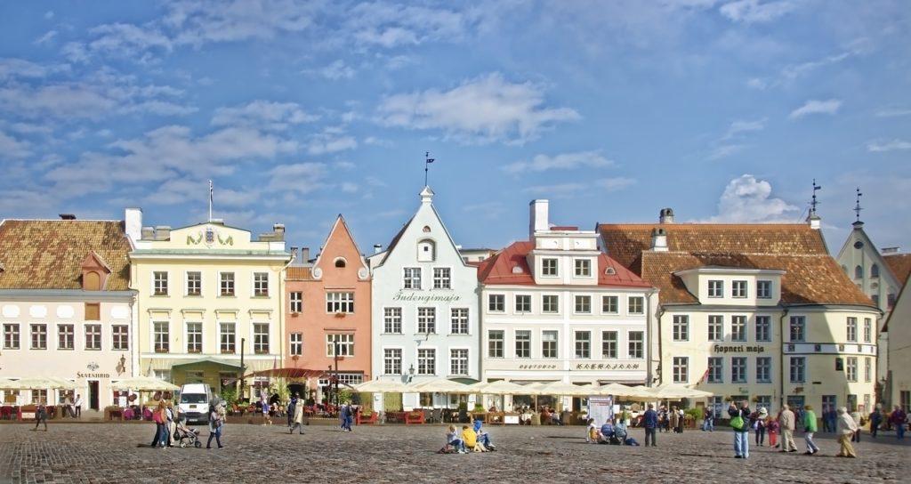 Na Europa vários países estimulam a como se tornar um nômade digital. A Estônia abriu a lista em todo o mundo.