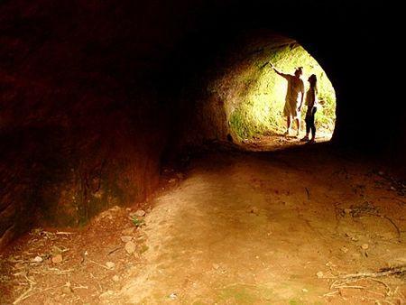 As paleotocas são resquícios históricos e revelam hábitos locais.