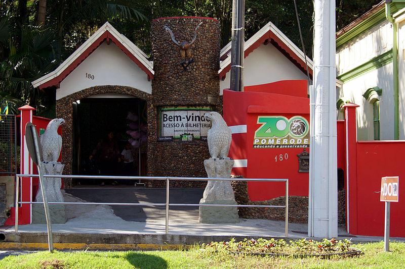 O Zoo Pomerode é o terceiro mais antigo do Brasil