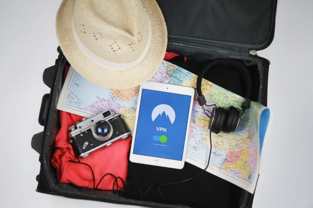 Cuidado com o excesso de coisas, opter por levar o menos possível em uma mala de viagem pequena