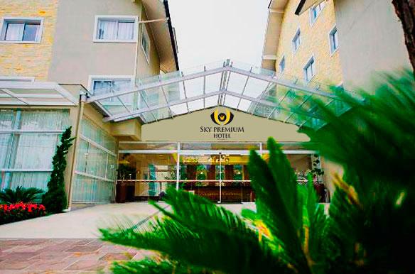 Hotéis mais novos como o Sky Premium entram na lista de onde se hospedar numa viagem a Gramado
