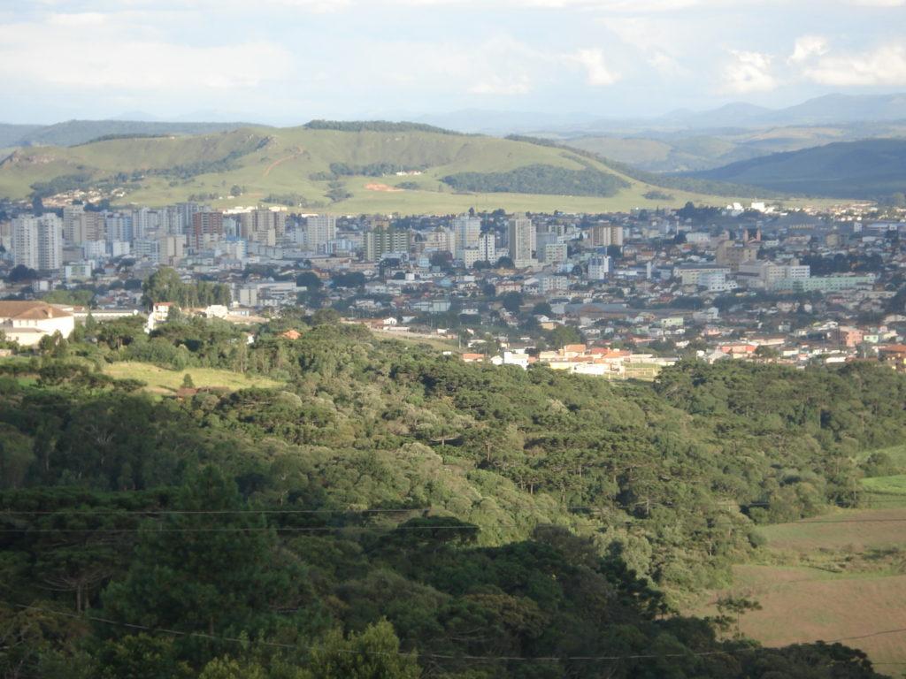 Lages já foi caminho dos tropeiros que iam do Rio Grande do Sul para São Paulo e Minas Gerais