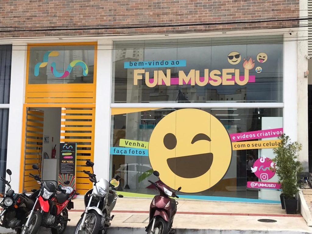 Balneário Camboriú tem diferentes museus, como o Fun Museu