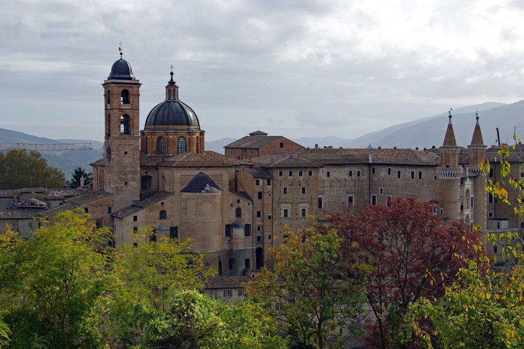 A Itália como destino de 2021 tem como destaque a cidade de Urbino
