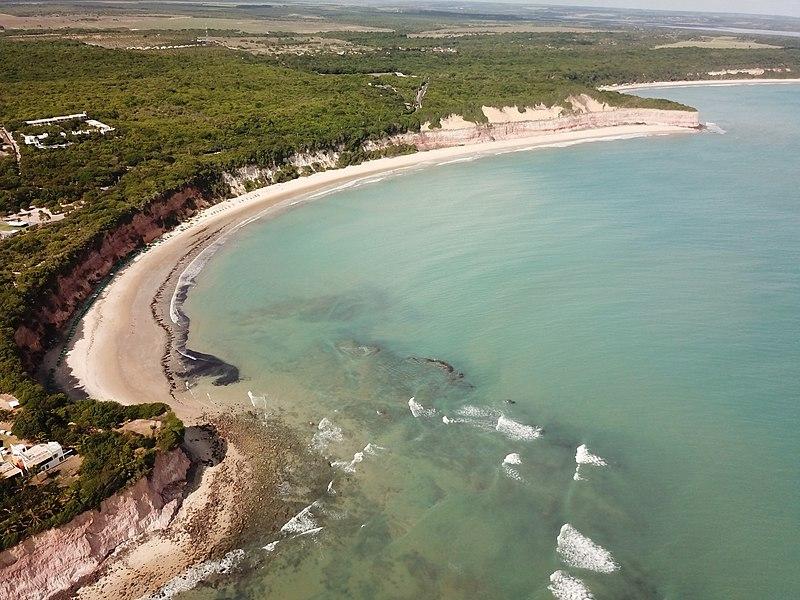 Praia de Pipa é um complexo natural que deve estar na lista de visitas em Natal