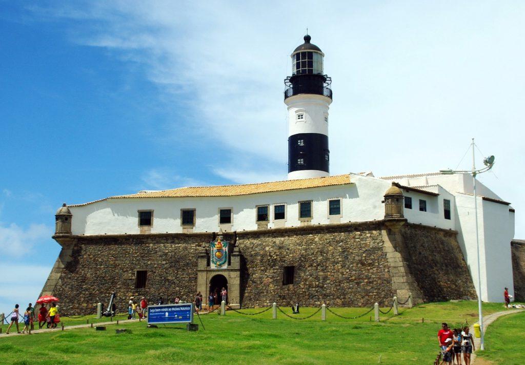 O Museu Náutico de Salvador na Bahia é o único do gênero em todo o Estado