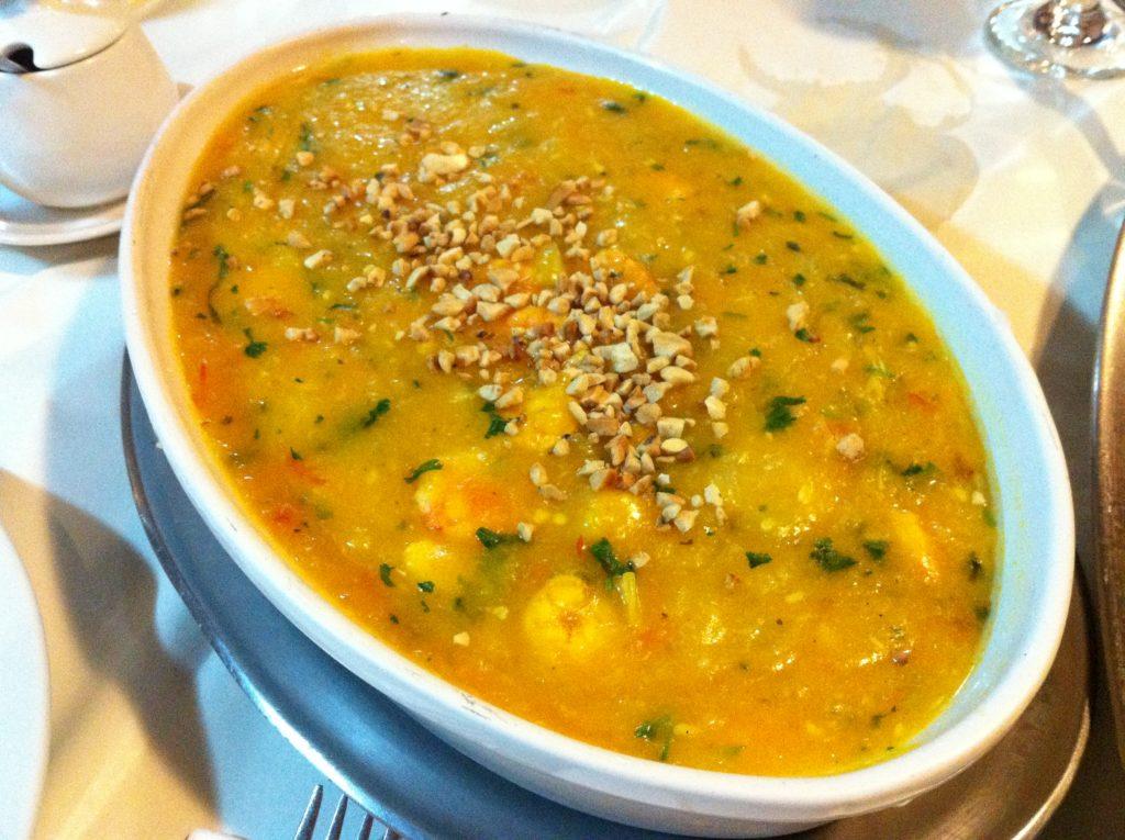 A receita com camarão é outra iguaria que figura na lista de quais são as comidas típicas da Bahia