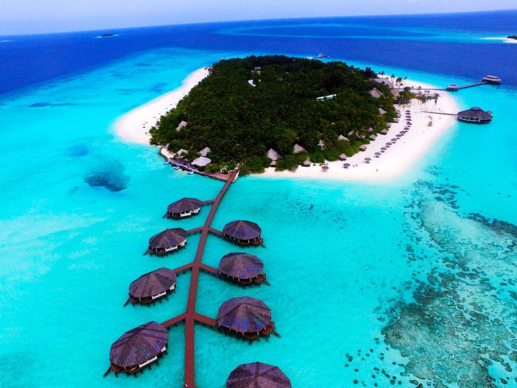5 curiosidades sobre as Maldivas: você está desejando ir para lá