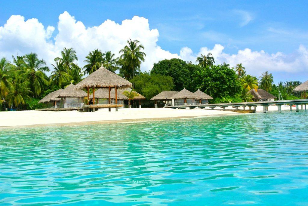 Praias públicas e praias privadas: cada uma delas com suas regras. Curiosidades da Maldivas