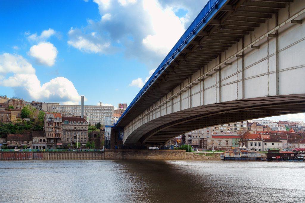 Outra cidade que têm recebido muitos visitantes na Europa é Belgrado, na Sérvia
