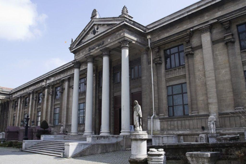 O Museu Arqueológico de Istambul está entre os mais importantes do mundo pelas descobertas históricas que possui