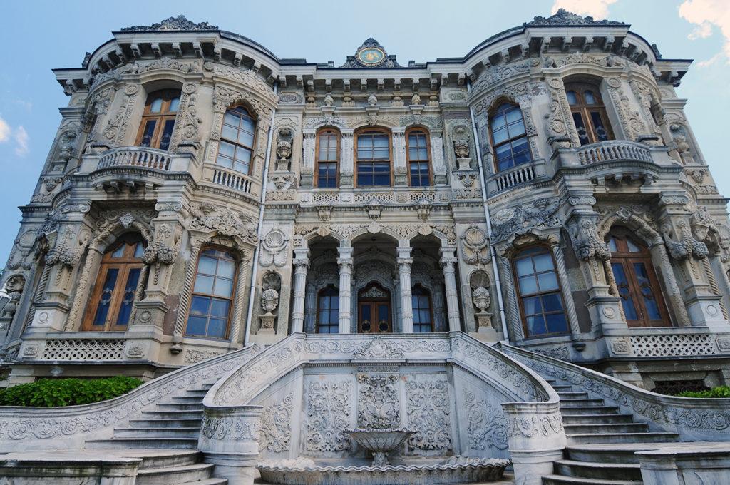 A arquitetura é algo que realmente impressiona  em Istambul na Turquia