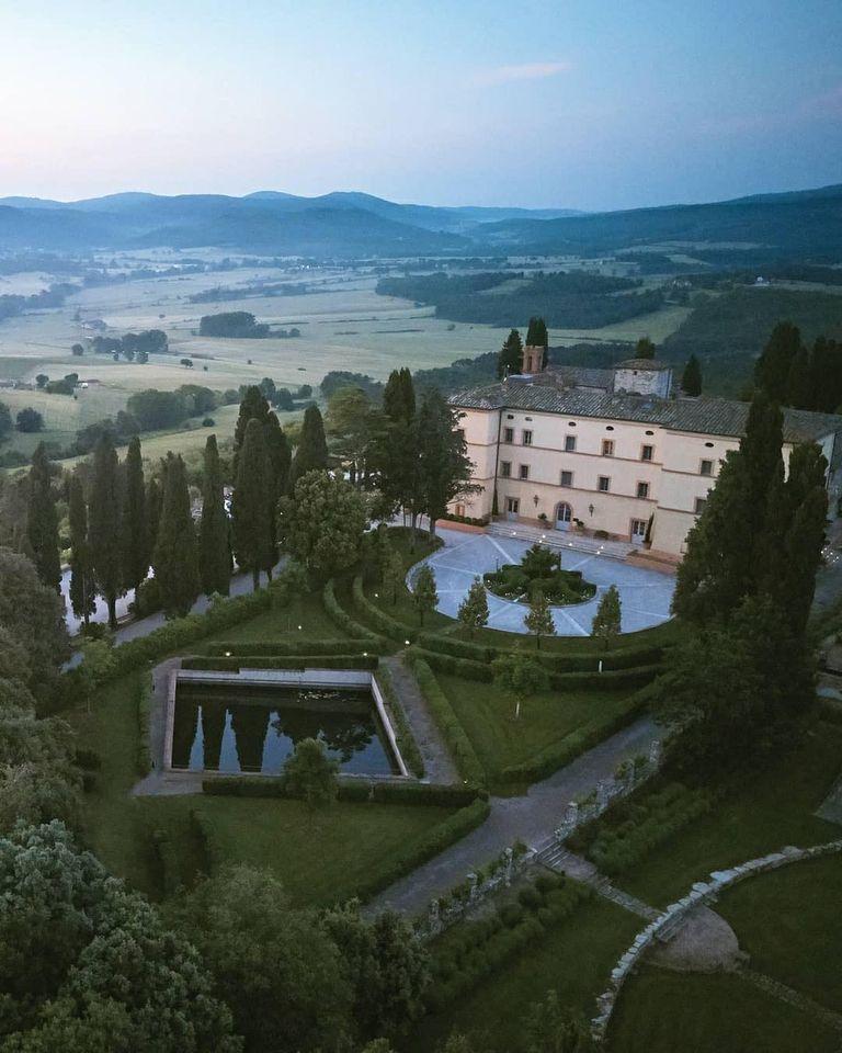 Os melhores resorts da Itália incluem estrutura luxuosa e muito requinte