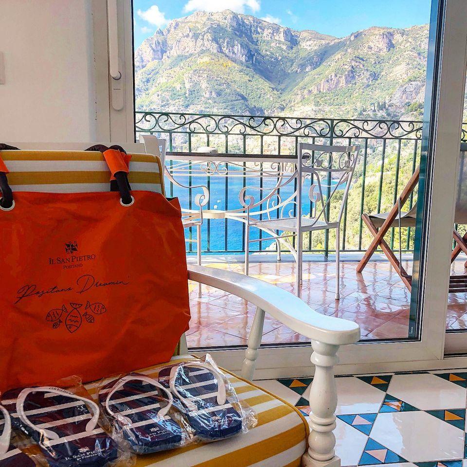O conforto também é item de luxo nos melhores resorts da Itália