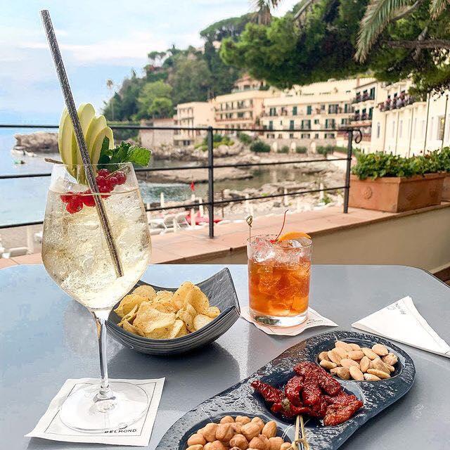 Restaurantes com estrelas Michellin também estão nos resorts mais famosos do país