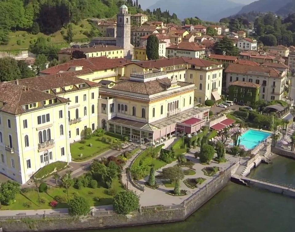 Geralmente construções históricas viraram resorts italianos