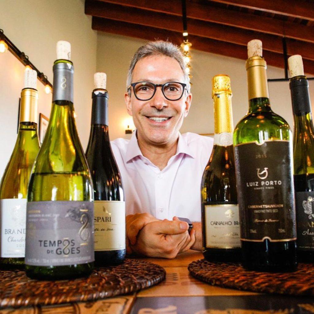 Minas Gerais também produz uva e vinho