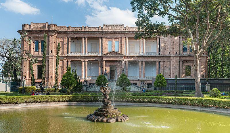 A Pinacoteca está em primeiro lugar na lista de visitas virtuais nos museus de São Paulo