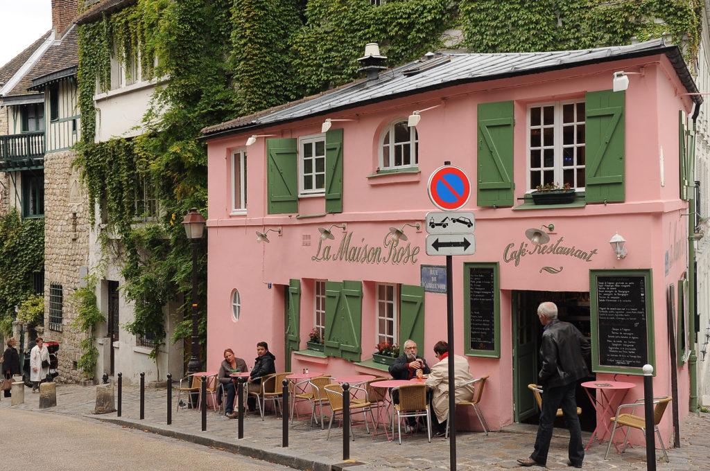 Um restaurante famoso que virou atrativo turístico em Paris