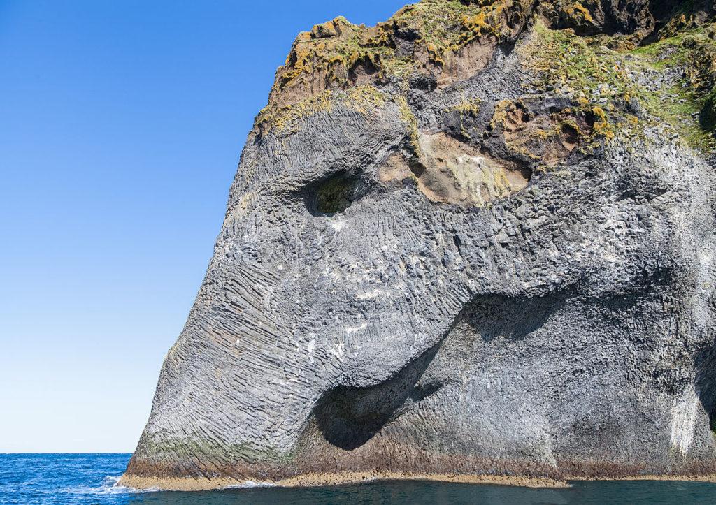 As formações rochosas mais incríveis do mundo: o elefante da Tailândia