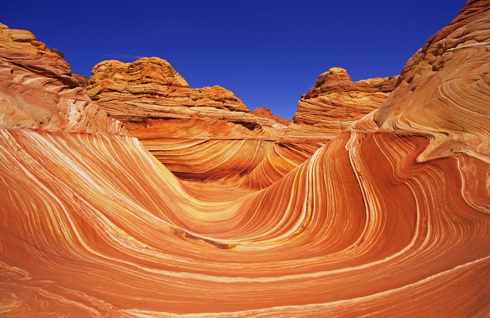 As formações rochosas mais incríveis do mundo contam com os Vermillion Cliffs
