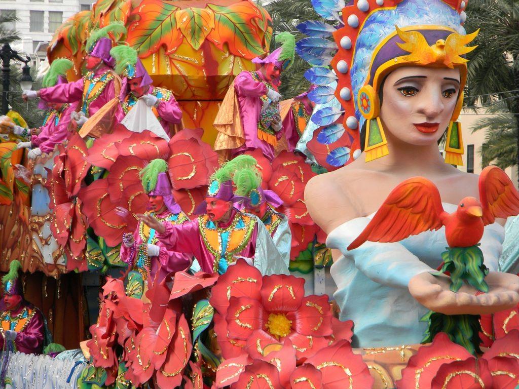 Como será o Mardi Gras de Nova Orleans em 2021