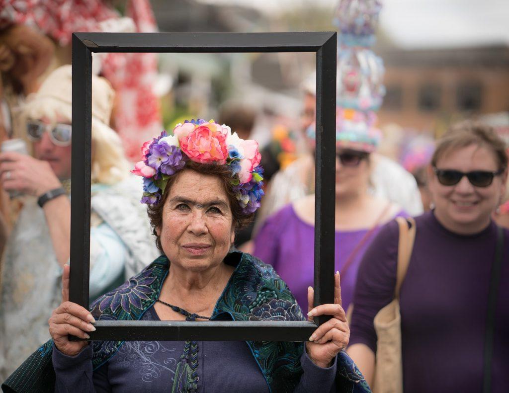 Fantasias e muita diversão no Mardi Gras de Nova Orleans