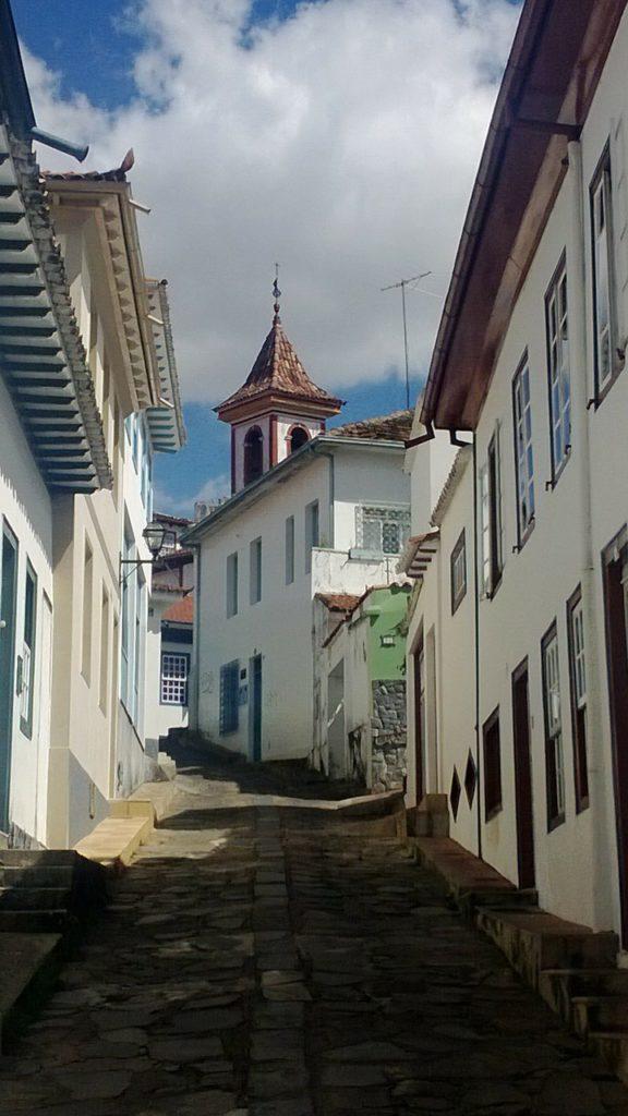 Diamantina está entres os lugares para viajar no frio no Brasil e é terra onde morou ex-presidente do país