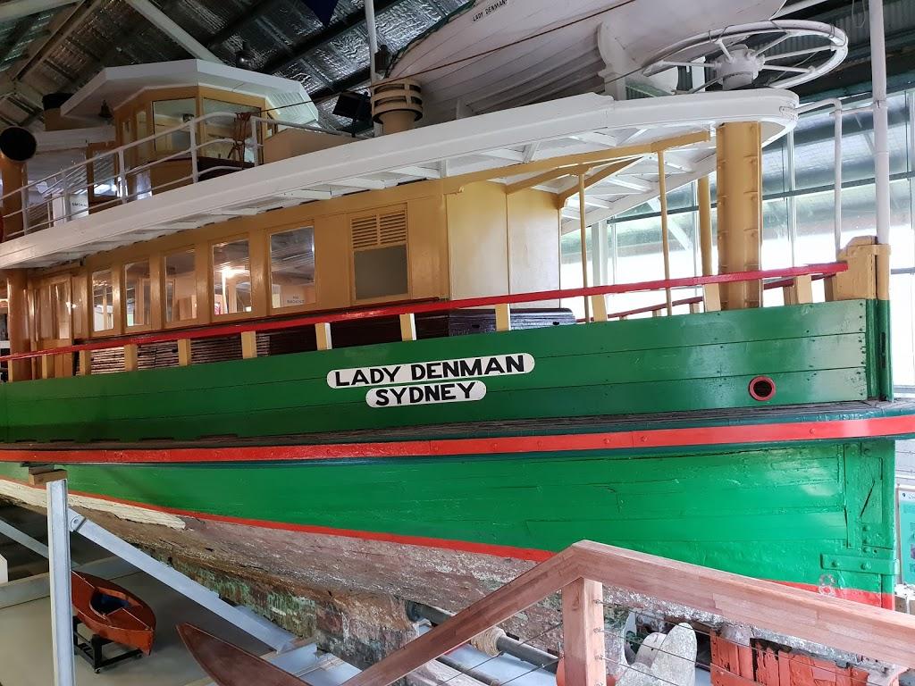 O museu marítimo também integra as ações do que fazer em Jervis Bay na Austrália