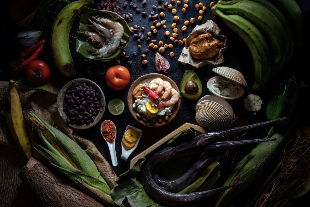 A gastronomia está na lista sobre o que fazer no Equador