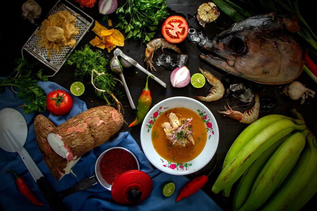 Em cada parte do país uma cultura gastronômica diferente