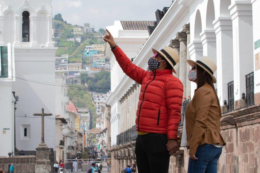 As cidades equatorianas carregam história e cultura