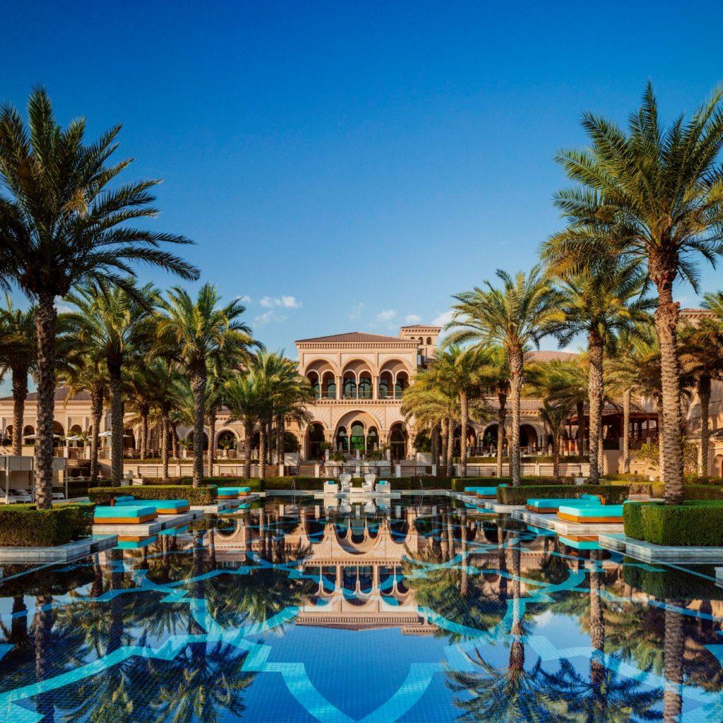 Lista de quais as melhores redes de hotéis do mundo termina com a One & Only Resorts