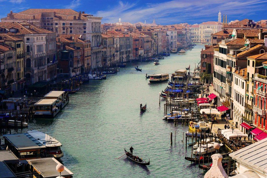 Veneza, na Itália, também na lista de qual a viagem mais cara do mundo