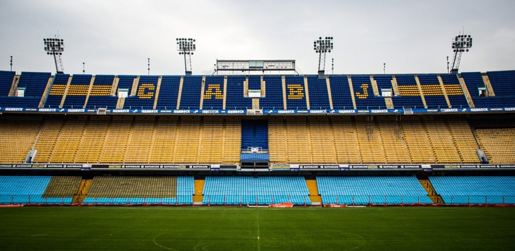 Brasil e Argentina compartilham o amor pelo futebol