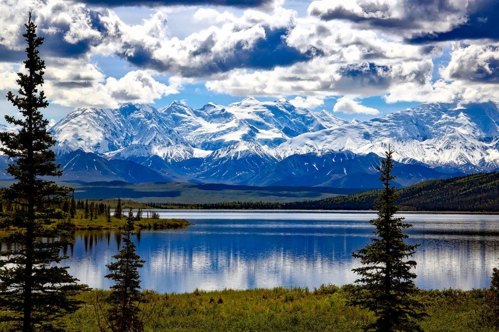 7 parques para explorar no Alasca